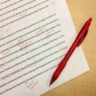 English-Paper-Editing
